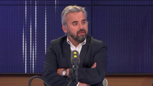 """VIDEO. """"Monsieur Castaner est un ministre faible face aux méthodes de la police"""", déplore Alexis Corbière"""