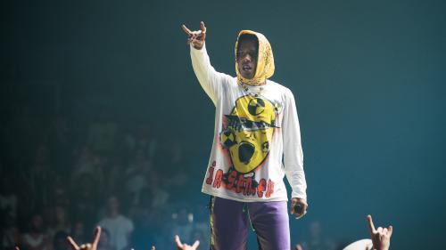 Le rappeur américain A$AP Rocky condamné à de la prison avec sursis pour violences après une rixe fin juin à Stockholm