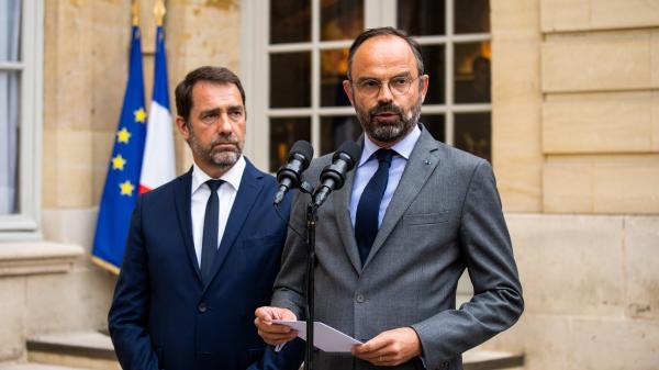"""Mort de Steve Maia Caniço : Edouard Philippe """"apporte évidemment tout son soutien"""" au ministre de l'Intérieur"""