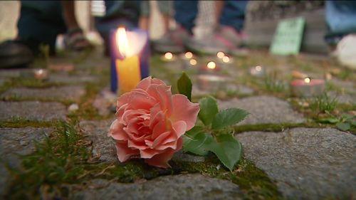 Mort de Steve Maia Caniço : un rassemblement d'une cinquantaine de personnes à Besançon