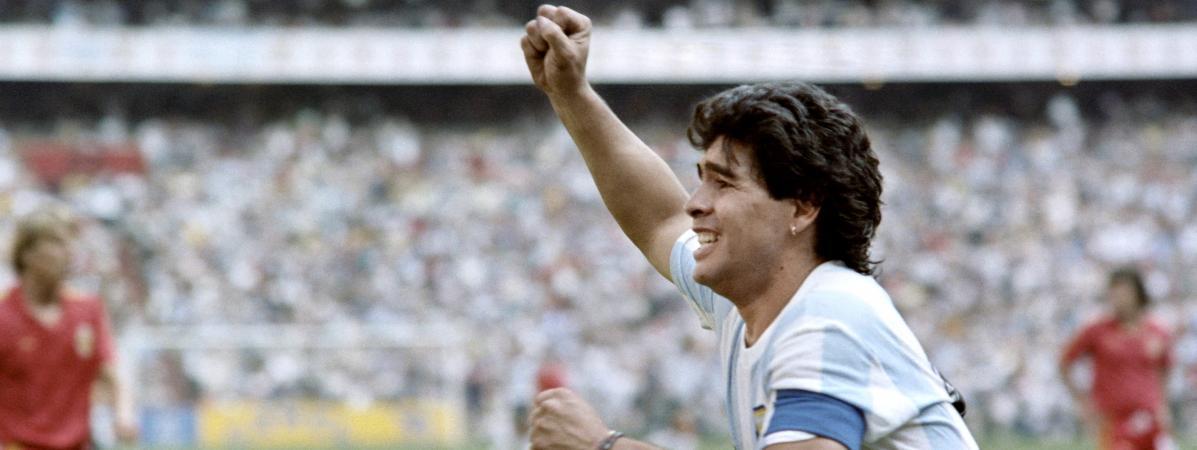 """Documentaire sur Diego Maradona : """"Il a toujours voulu faire beaucoup de choses mais il a fini par se brûle..."""