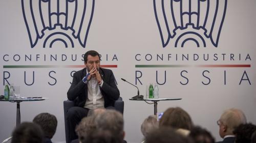 Italie : la Ligue de Matteo Salvini visée par des soupçons de financement russe après une mystérieuse rencontre à Moscou