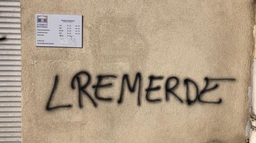 La permanence d'une députée LREM du Val-d'Oise dégradée à son tour
