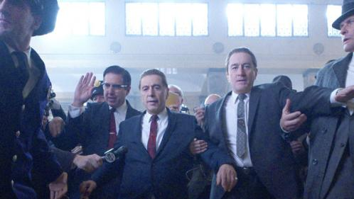 "De Niro rajeuni dans la bande-annonce de ""The Irishman"", prochain film de Martin Scorsese"