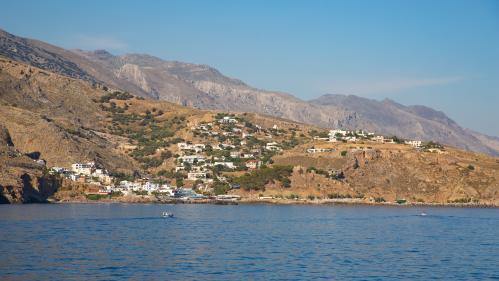 Grèce: un nouveau séisme enregistré en Crète, sans faire de victimes