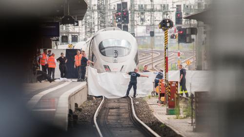 Allemagne : ce que l'on sait de la mort d'un enfant poussé sous un train à Francfort
