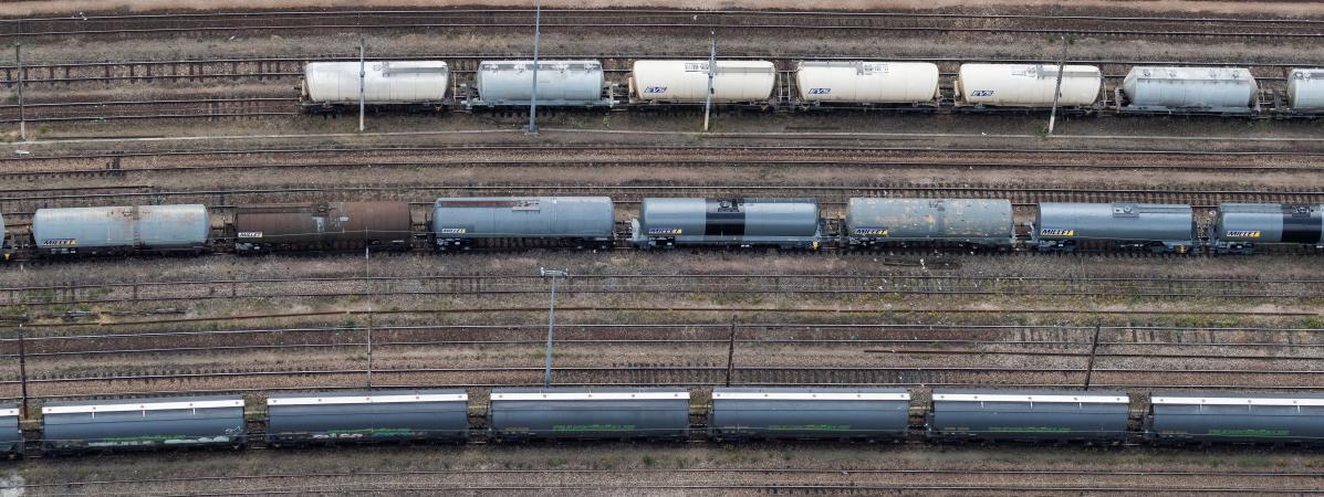 Des salariés de la SNCF dénoncent la présence d'amiante sur des wagons de fret
