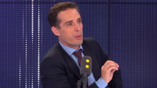 """VIDEO. Dégradations de permanences LREM : Jean-Baptiste Djebbari dénonce """"l'ambiguïté tissée par La France insoumise"""""""