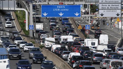 Grève contre les retraites : les routes de France saturées