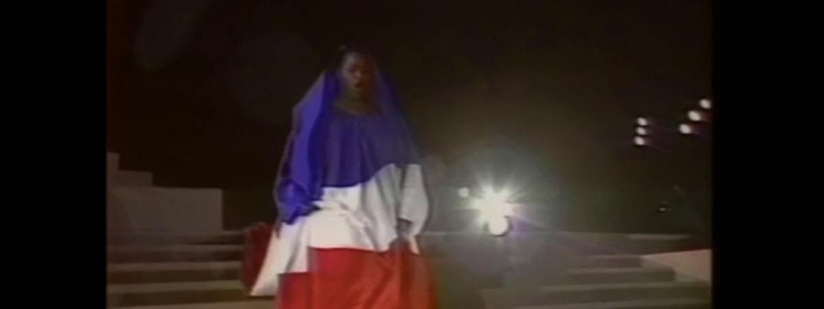 """VIDEO. """"Moi, femme noire, je peux faire de l'opéra"""" : quand Jessye Norman a inspiré la jeune soprano frança..."""