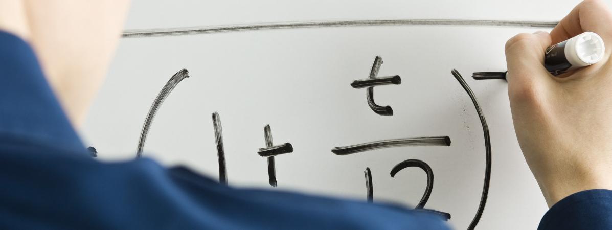 On a demandé à Cédric Villani de résoudre ce problème de maths qui donne mal à la tête aux internautes
