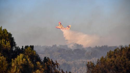Ce que l'on sait du crash de l'avion bombardier d'eau à Générac dans le Gard