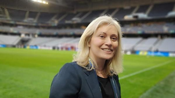 """Football : """"Le développement international de la Ligue 1 constitue l'une de nos priorités"""", selon la présidente de la LFP"""