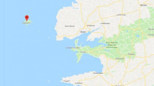 Finistère : un voilier retrouvé vide près de l'île d'Ouessant