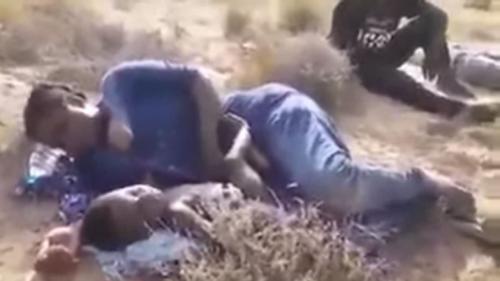 Tunisie : le SOS de migrants ivoiriens expulsés vers le désert libyen