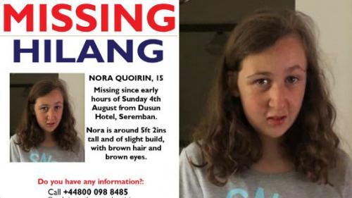 Malaisie : les recherches se poursuivent après la disparition d'une Française de 15 ans
