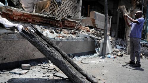 Egypte : au moins 20 morts dans une collision entre des voitures au Caire