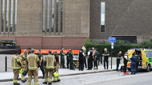 L'enfant poussé du 10e étage du Tate Modern de Londres est un touriste français