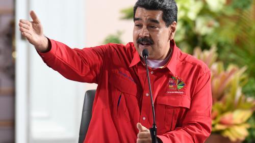 """Les Etats-Unis utiliseront """"tous les outils adaptés"""" pour stopper la """"dictature"""" de Nicolas Maduro au Venezuela"""