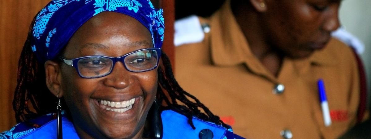 Stella Nyanzi, l'Ougandaise qui nargue le président Museveni avec ses mots crus