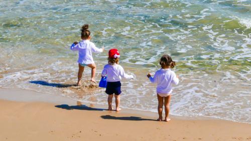 Enfants égarés, risques de noyade... A Marseille, les policiers alertent les parents imprudents sur les plages