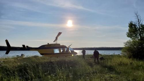 La police retrouve deux corps au Manitoba, au Canada