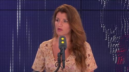 """VIDEO. Municipales : LREM n'a """"pas assez des candidatures de femmes"""", déplore Marlène Schiappa"""