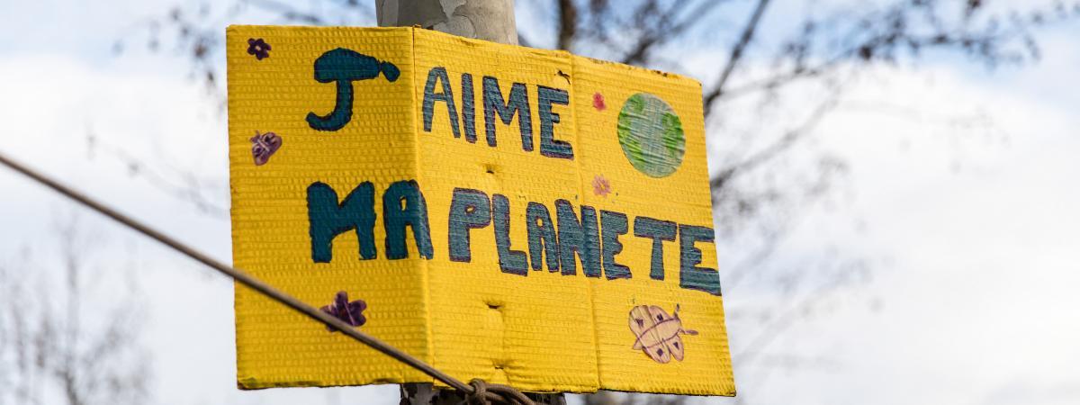 """Réchauffement climatique : une """"menace qui pèse gravement sur la sécurité alimentaire"""", selon un rapporteur..."""