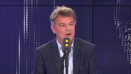 """""""Nous pouvons montrer aux élections municipales que la gauche unie peut gagner"""", affirme Fabien Roussel"""