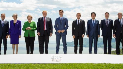 Pourquoi parle-t-on de sommet du G7 (et plus du G8) ?