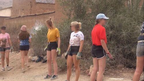 La Belgique rapatrie des jeunes bénévoles menacées de mort au Maroc pour avoir porté des shorts