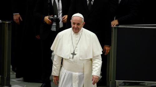 """Italie : le pape préoccupé d'entendre des """"discours qui ressemblent à ceux d'Hitler'"""