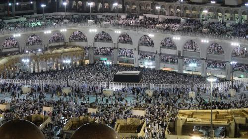 Plus de deux millions de musulmans entament le pèlerinage du hadj en Arabie saoudite