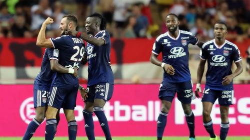 Ligue 1 : Lyon frappe déjà et bat Monaco (3-0)