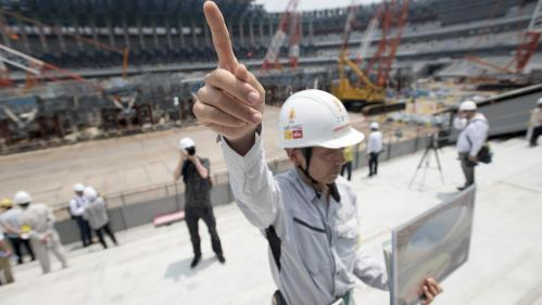 JO de Tokyo : la mort d'un troisième ouvrier relance le débat sur les conditions de travail