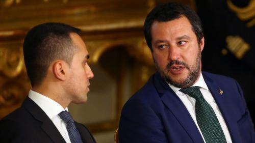 Quatre questions sur la nouvelle crise politique qui secoue l'Italie après l'annonce choc de Matteo Salvini