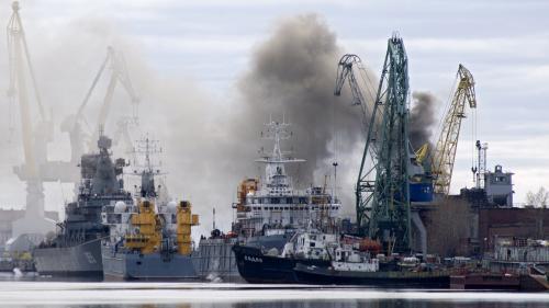La Russie reconnait le caractère nucléaire de l'explosion qui a fait cinq morts sur une base militaire du Grand Nord