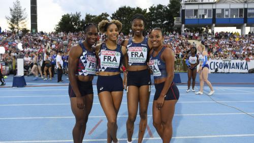 Athlétisme : la France termine troisième des Championnats d'Europe par équipes