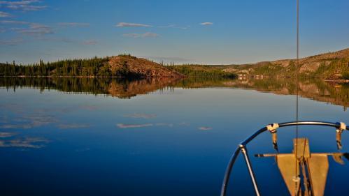 """Un Français de 30 ans retrouvé mort au Canada, lors d'un voyage """"éco-responsable"""" dans le Grand Nord"""