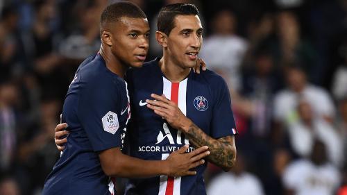 Ligue 1 : le PSG se promène face à Nîmes (3-0)