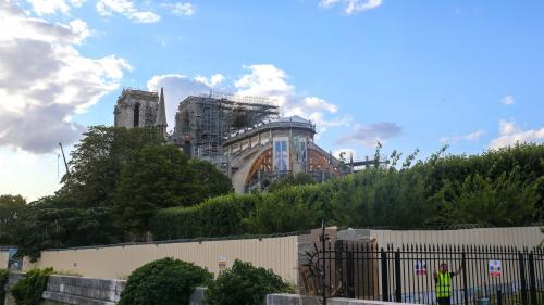 Pollution au plomb : les travaux pour décontaminer les abords de la cathédrale Notre-Dame vont débuter