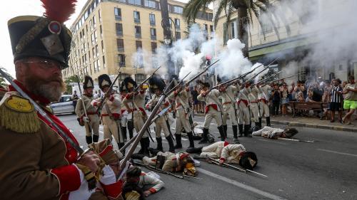 Ajaccio en fête pendant trois jours à l'occasion des 250 ans de la naissance de Napoléon Ier