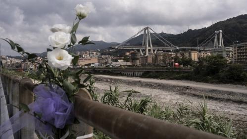 VIDEO. Effondrement du pont de Gênes : un an après, la ville italienne panse ses plaies