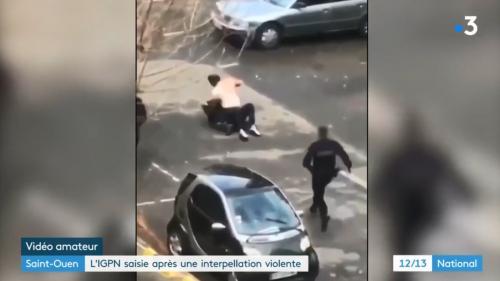 """INFO FRANCE 3. Interpellation violente à Saint-Ouen : l'homme arrêté porte plainte pour """"torture et actes de barbarie"""""""