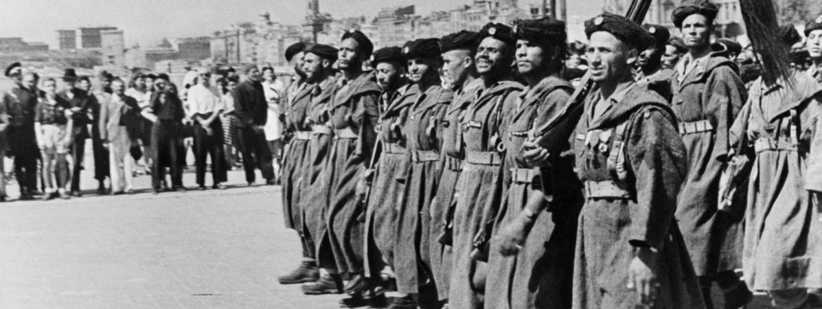 Débarquement de Provence : les soldats africains, héros oubliés de la Seconde Guerre