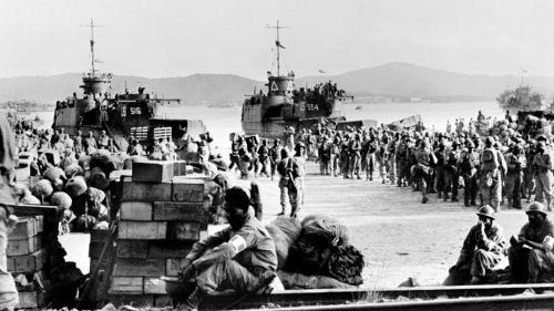 """Commémoration du débarquement de Provence : les habitants du Var se souviennent des """"libérateurs"""""""