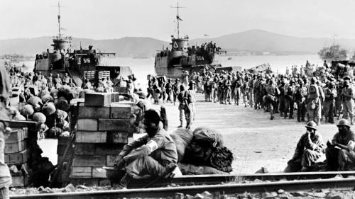 Seconde Guerre mondiale : les longues heures de la libération de Brest