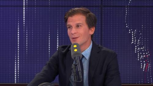 "VIDEO. Paris : ""Si on transforme le périphérique, on pourra construire des logements"", affirme Gaspard Gantzer"