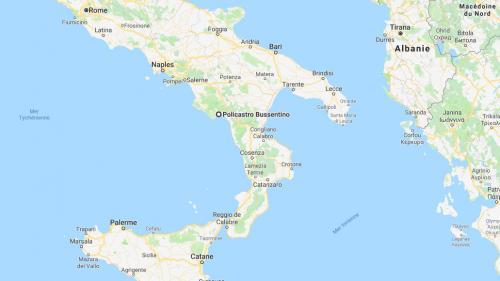 """""""Le terrain est très difficile d'accès"""" : un Français de 27 ans porté disparu dans le sud de l'Italie"""