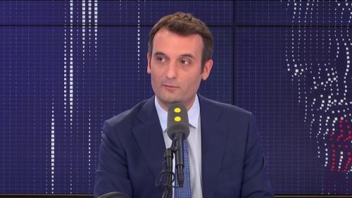 """Municipales : Les Patriotes vont """"faire une convention le 28 septembre à Paris"""" annonce Florian Philippot"""